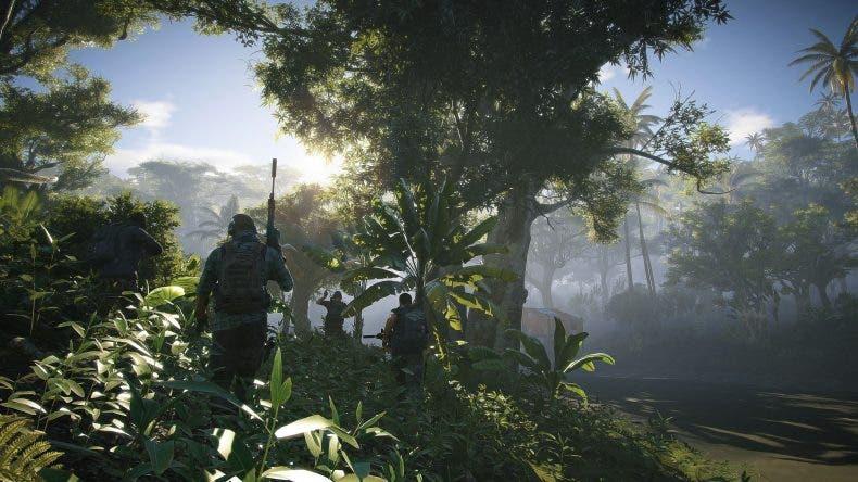 Ghost Recon Wildlands ya ha recibido su parche para Xbox One X 1
