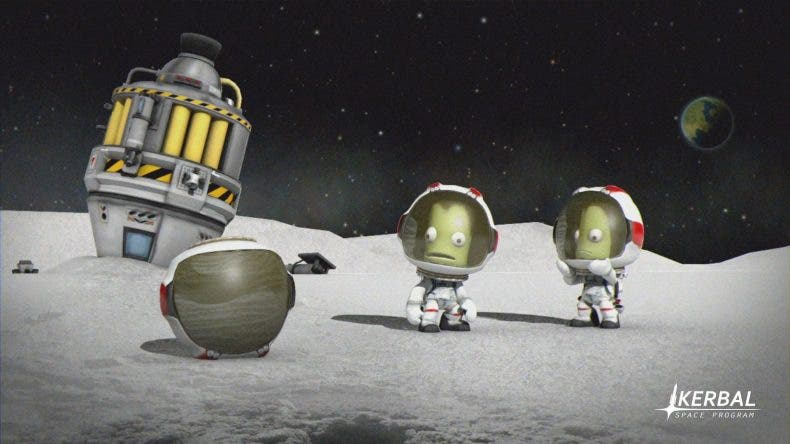 Kerbal Space Program llega a Xbox One 1
