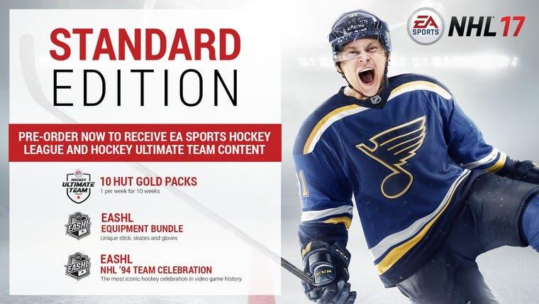 NHL-17-Standard-Editoin
