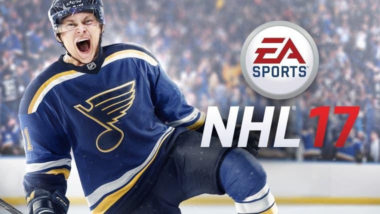 Nuevo trailer de NHL 17, beta abierta y portada desveladas 1