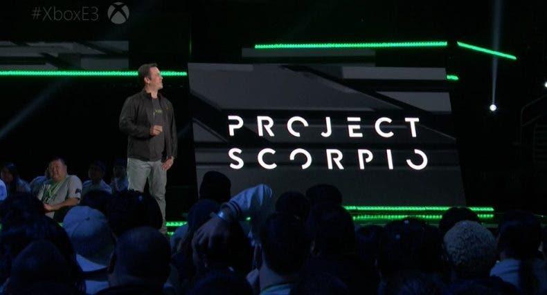 El 4K de Project Scorpio también llegará a las capturas y streaming 1