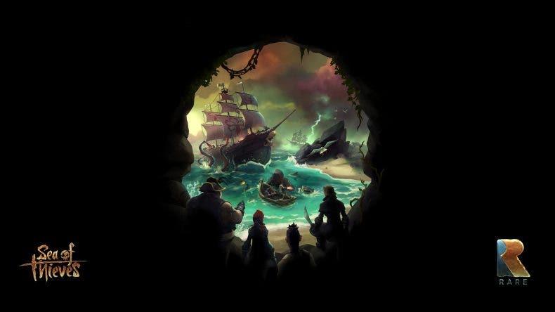 Detallados los incentivos de reserva de Sea of Thieves en GAME 1