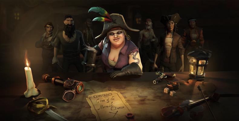 Consigue con Sea of Thieves 12 meses de Xbox Live Gold 1