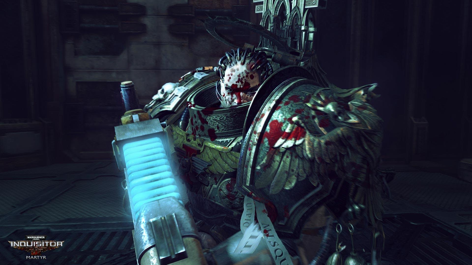 Warhammer 40,000: Inquisitor - Martyr establece su fecha de lanzamiento 2