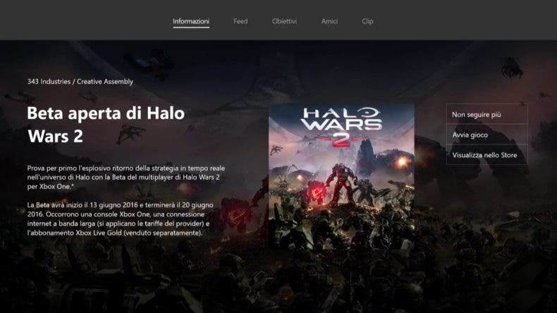 Halo Wars 2 podría tener beta abierta 1