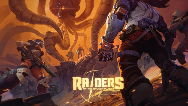 Raiders of the Broken Planet se actualiza para restablecer el equilibrio 1
