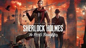 Trailer de lanzamiento de Sherlock Holmes: The Devil's Daughter 2
