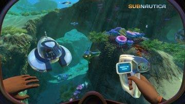 Subnautica continua su desarrollo en Xbox One para estar listo lo antes posible 16