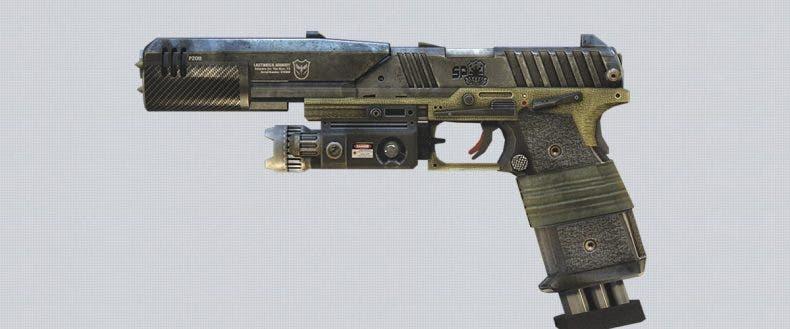Titanfall 2 mantendrá la Smart Pistol MK5 1