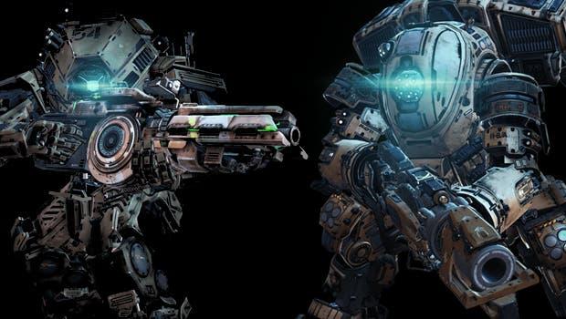 Desvelados dos de los seis nuevos titanes de Titanfall 2 1