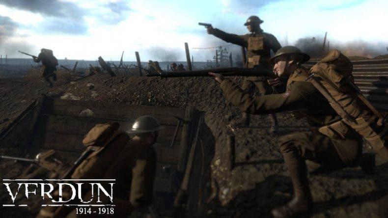 Pronto volveremos a la Primera Guerra Mundial con Verdun y su precio reducido 1