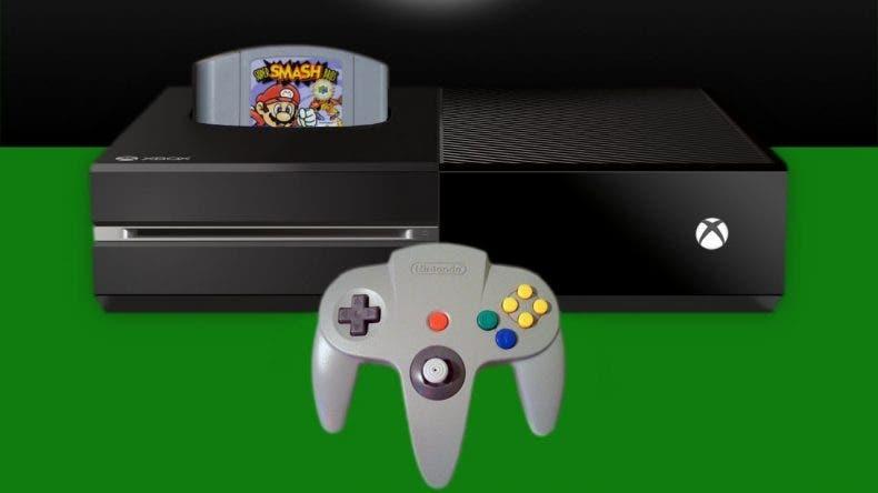 Revuelo por un posible emulador de Nintendo 64 en Xbox One 1