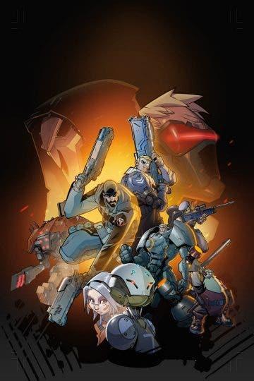 Blizzard y Dark Horse llegan a un acuerdo para publicar cómics de Overwatch 12
