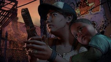 Llega The Walking Dead: A new Frontier en formato físico este mes 5