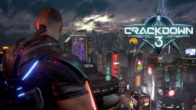 La destrucción es protagonista del gameplay de Crackdown 3 1