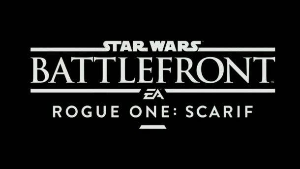 Nuevo tráiler de Star Wars Battlefront Rogue One: Scarif 1