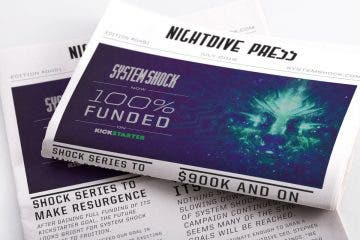 La campaña de System Shock ha sido un éxito y consigue financiarse 6