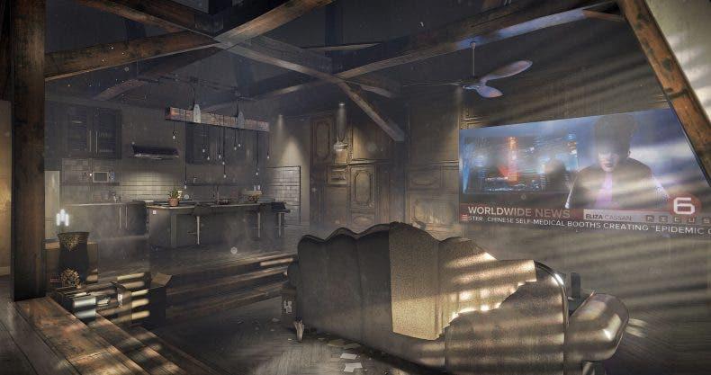 lanzamiento de Deus Ex: Mankind Divided