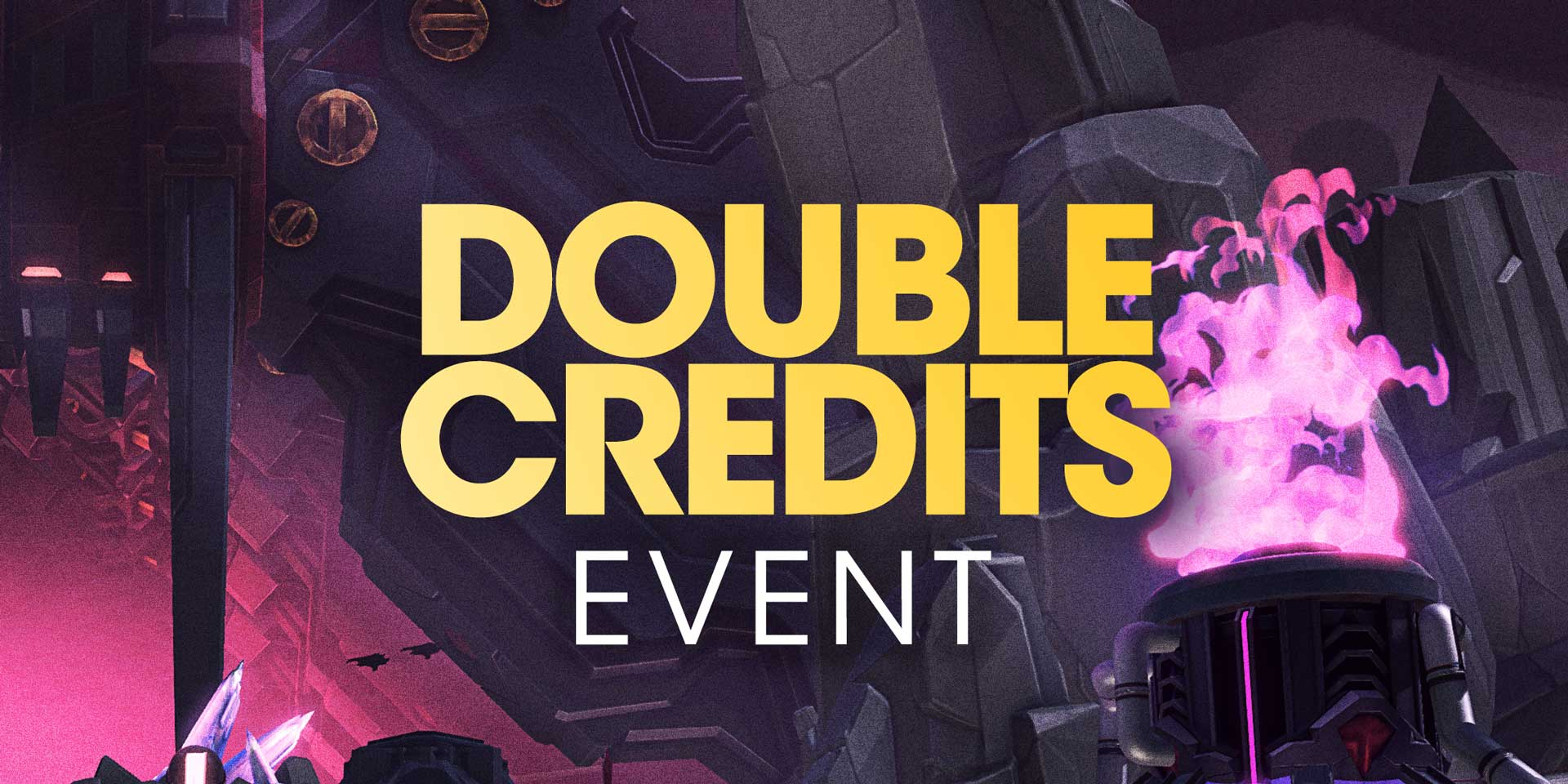 Double-Credits-Event