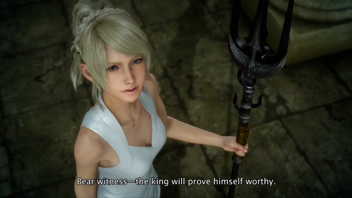 FF XV uncovered