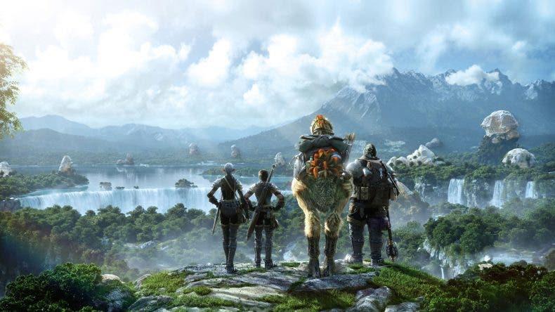 Final Fantasy XIV no llegará a Xbox Game Pass 1