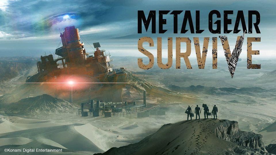 Análisis de Metal Gear Survive - Xbox One 1