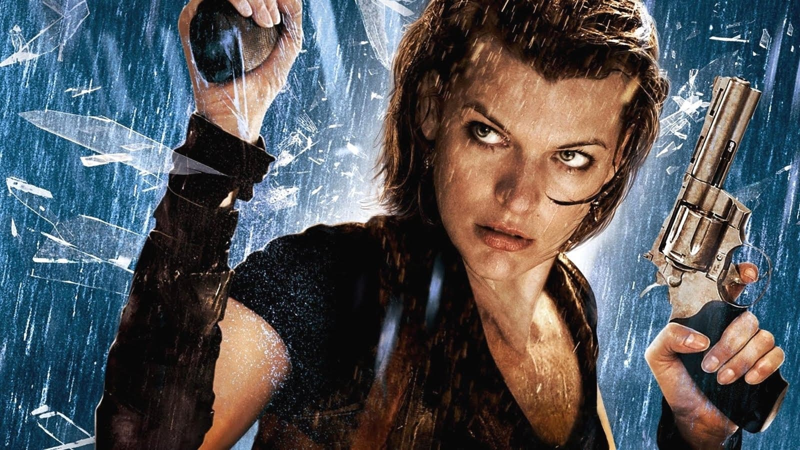 Espectacular Trailer De Resident Evil The Final Chapter