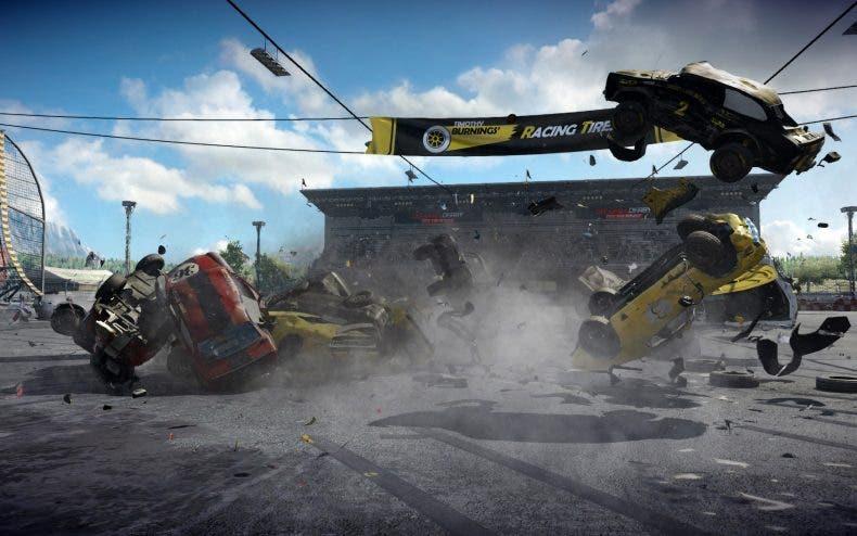 Se confirma la llegada de Wreckfest a Xbox One en 2017 1