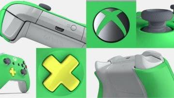Los mandos de SomosXbox con Xbox Design Lab 10
