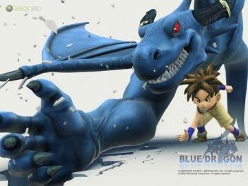Microsoft no descarta lanzar en un futuro Blue Dragon 2 11