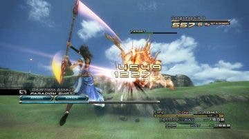 Final Fantasy XIII en Xbox One X tiene una bestial mejora de imagen y rendimiento 2