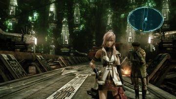 Final Fantasy XIII luce espectacular a 4K en Xbox One X 5