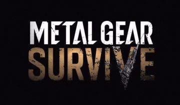 Konami no llevará Metal Gear Survive al Tokyo Game Show 6