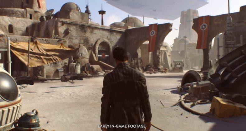 """El escritor de Rogue One carga contra EA, """"habría sido Star Wars Uncharted"""" 1"""