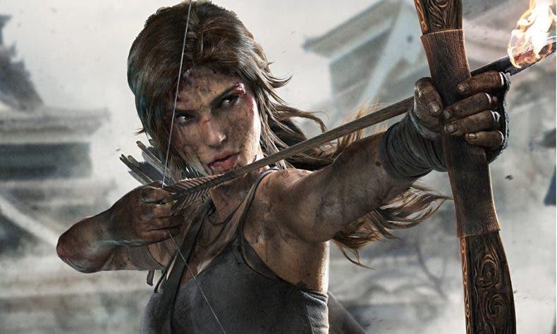 """Nuevas imágenes de la película de Tomb Raider, que explotará el """"lado más humano"""" de Lara Croft 1"""