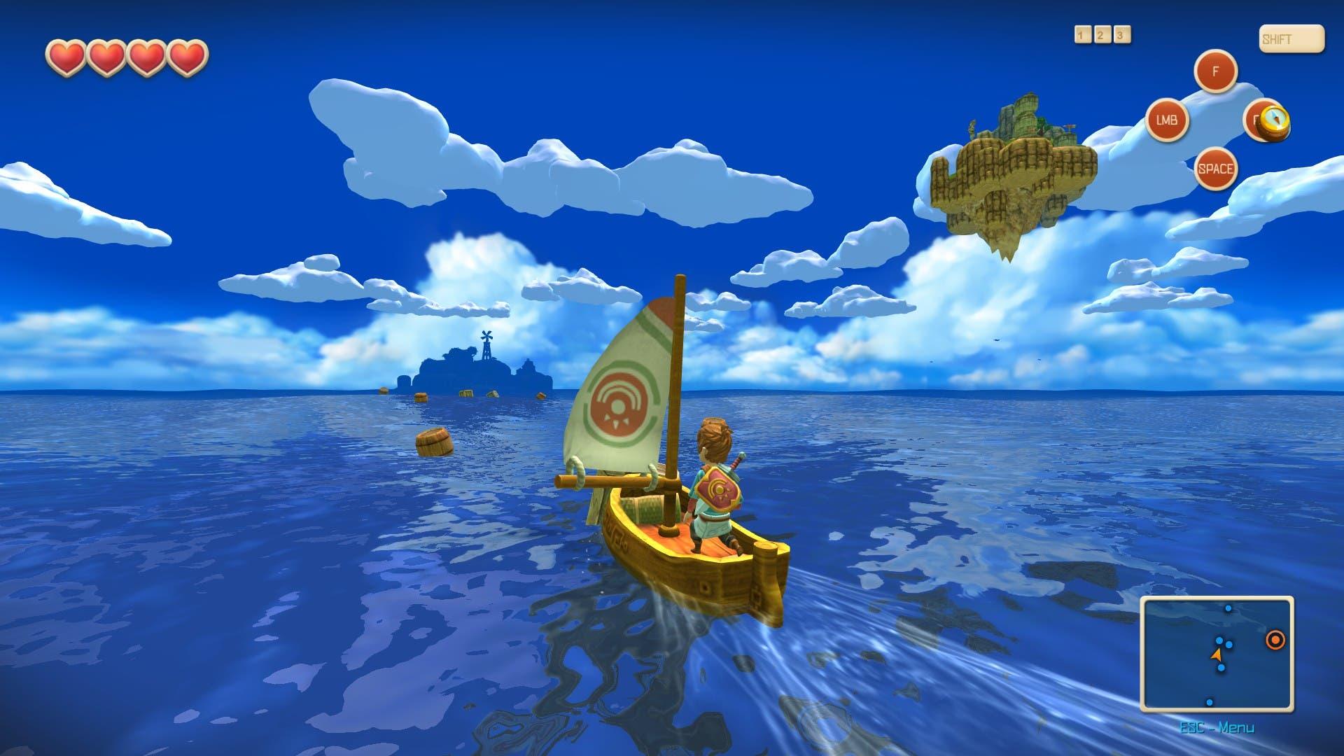 analisis-de-oceanhorn-monster-of-uncharted-seas