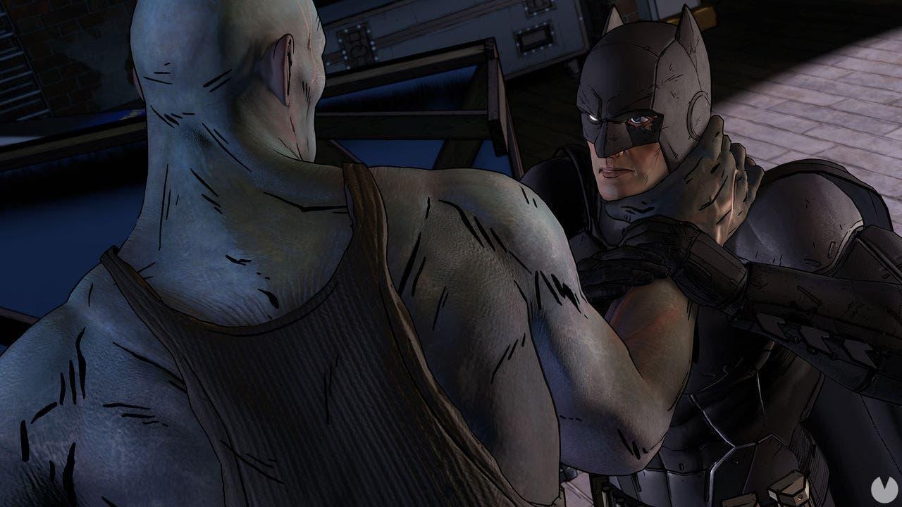 Análisis de Batman: The Telltale Series 2