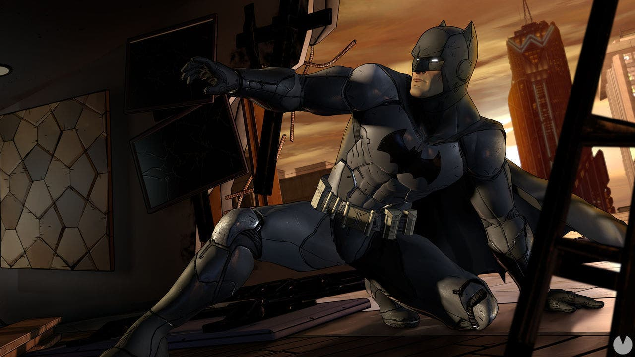 Análisis de Batman: The Telltale Series 1