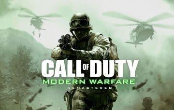 La navidad llegará a Call of Duty Modern Warfare Remastered 4