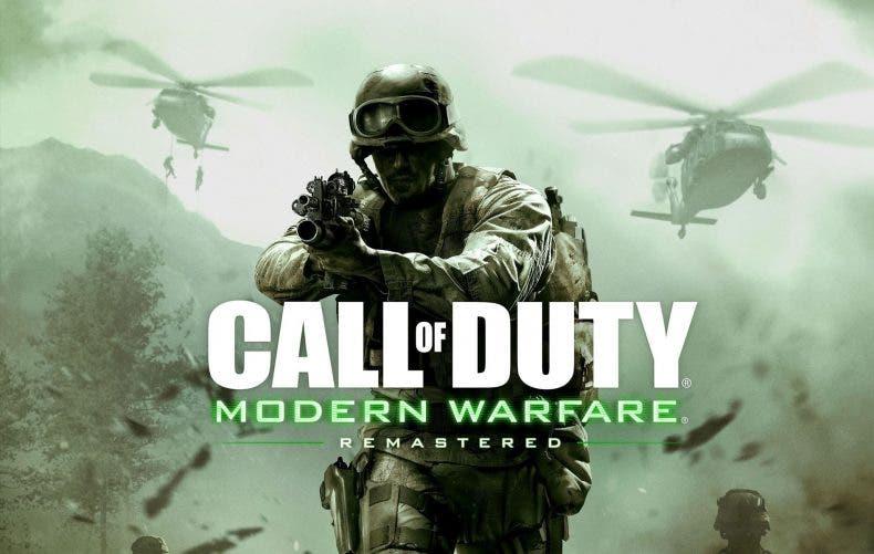 Aprovecha esta oferta de Call of Duty Modern Warfare Remastered para Xbox One 1