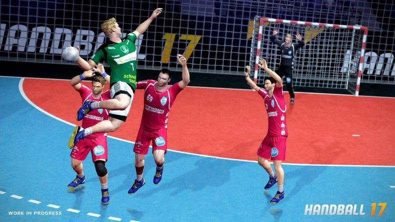 Confirmado Handball 17, el nuevo simulador de balonmano 1