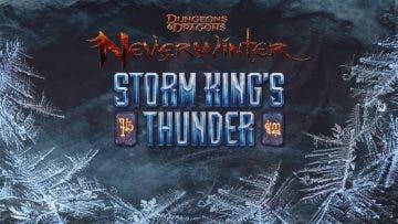 Anunciada la fecha de lanzamiento de Neverwinter: Storm King's Thunder 11