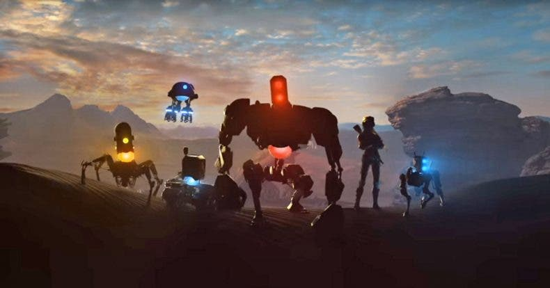 Gameplay de ReCore Definitive Edition en Xbox One X 1