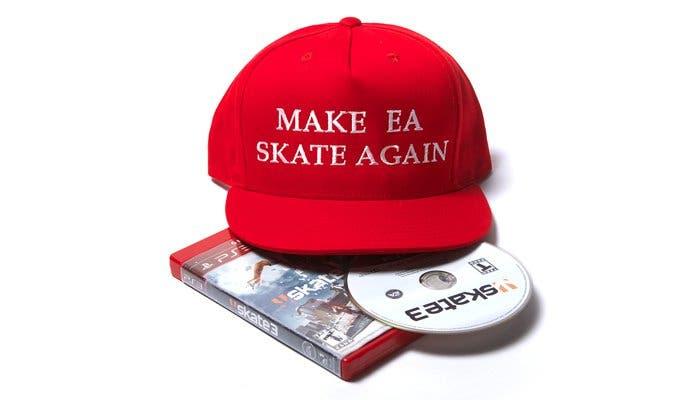 Una compañía de skate pide a Electronic Arts que haga Skate 4 1
