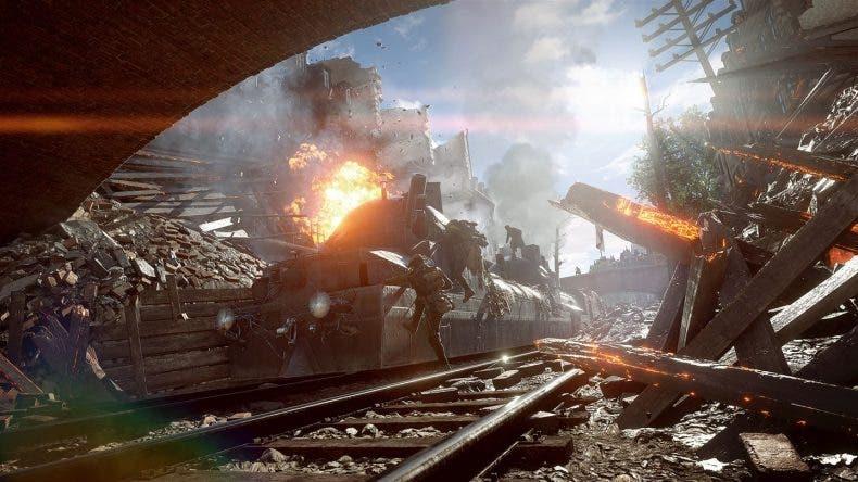 La comparativa total de Battlefield 1 1
