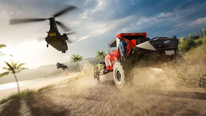 Forza Horizon 3 supera los 9 millones de jugadores 3