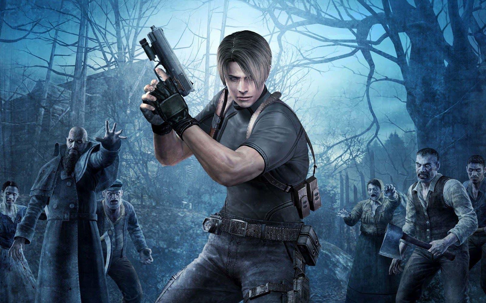 Retro análisis de Resident Evil 4 – Xbox Series X|S 1
