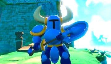 Yatch Club desea dar el salto al 3D con Shovel Knight 4