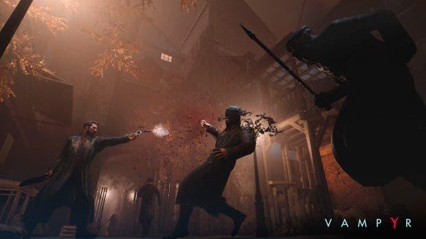 Descubre el primer episodio de la webserie de Vampyr, creando monstruos 2