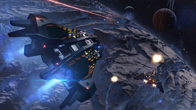 La expansión Elite Dangerous: Horizons pasa a ser gratuita 1